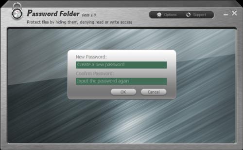 password folder, proteggere una cartella con password, programma per proteggere una cartella con password