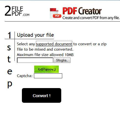 doc docx pdf wps rtf odt The target document format can be pdf, doc, docx, xls, xlsx, ppt, pptx,  html, txt, csv, rtf, odt, ods, odp, xps or oxps when choosing a target.