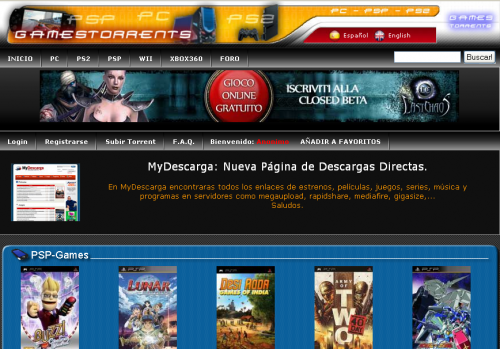 giochi da gamestorrent