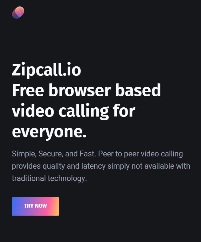 ZIPCALL - COME VIDEOCHIAMARE SENZA NESSUNA ISCRIZIONE E DOWNLOAD
